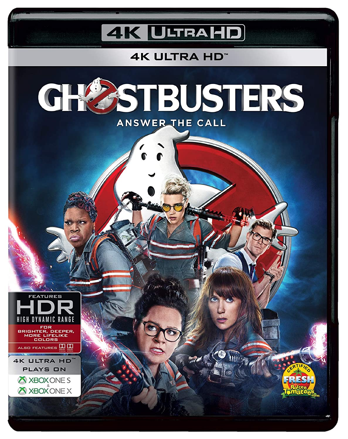 Ghostbusters Pictures 1080p X 1080p: Ghostbusters (2016) 720p + 1080p BluRay X264 ESub Dual