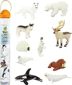 Amazon.com: Safari Ltd. Ártico TOOB con 10 ...