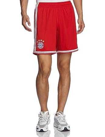 Herren True Bayern Kurze Home Fc Redwhite Hose Shorts Adidas Fcb mn8yN0Ovw