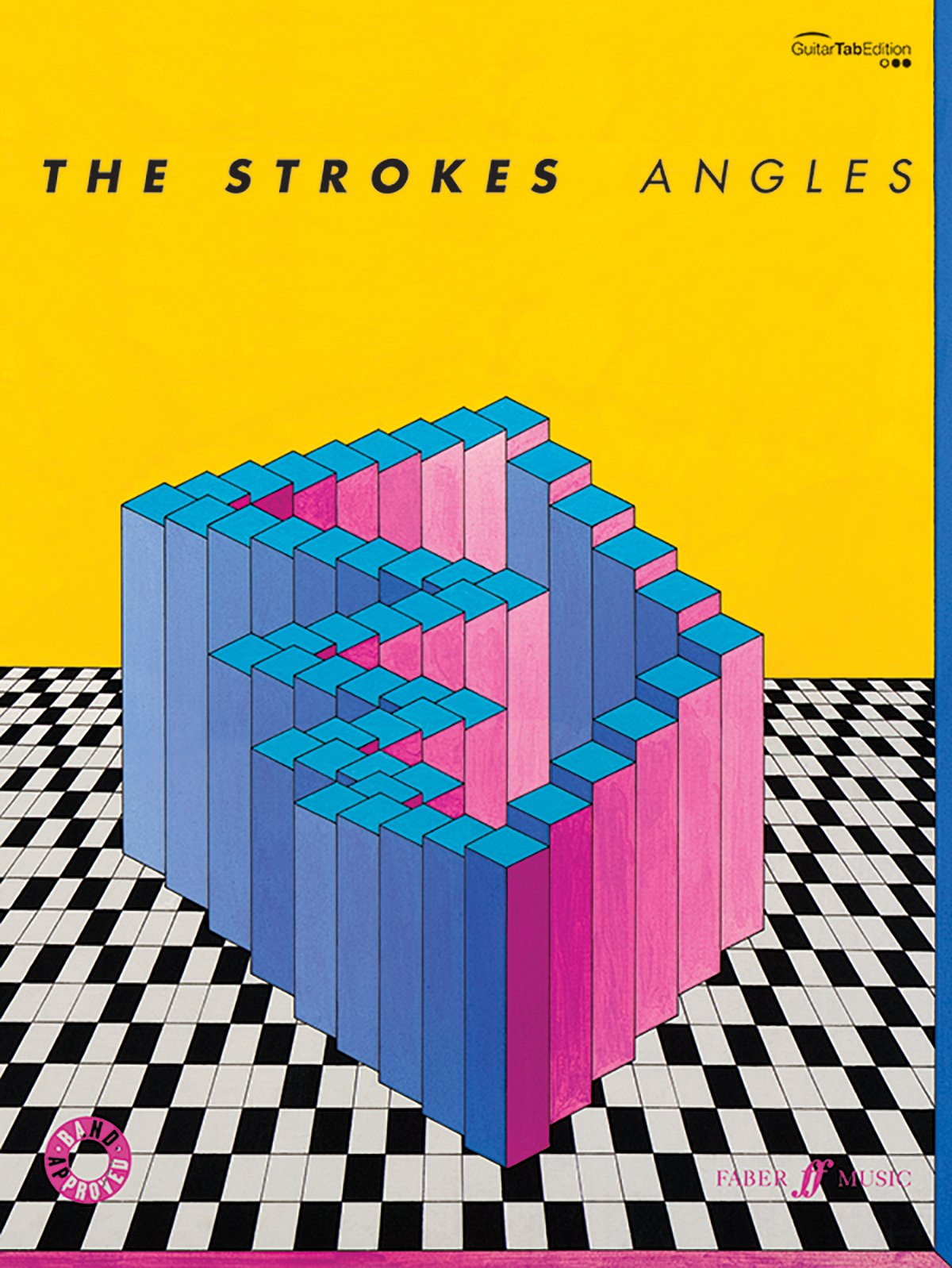 Download The Strokes -- Angles: Guitar TAB (Faber Edition) pdf