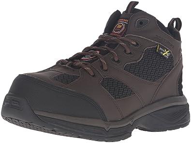 f80c45a23743 Amazon.com  Skechers for Work Men s Conroe Slip Resistant Centerton ...