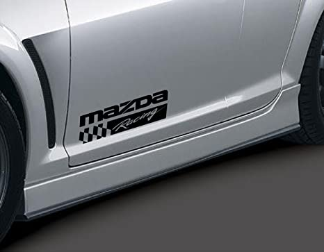 Amazon Com Mazda Racing 2 3 5 7 Rx7 Rx8 Miata Mazdaspeed Decal