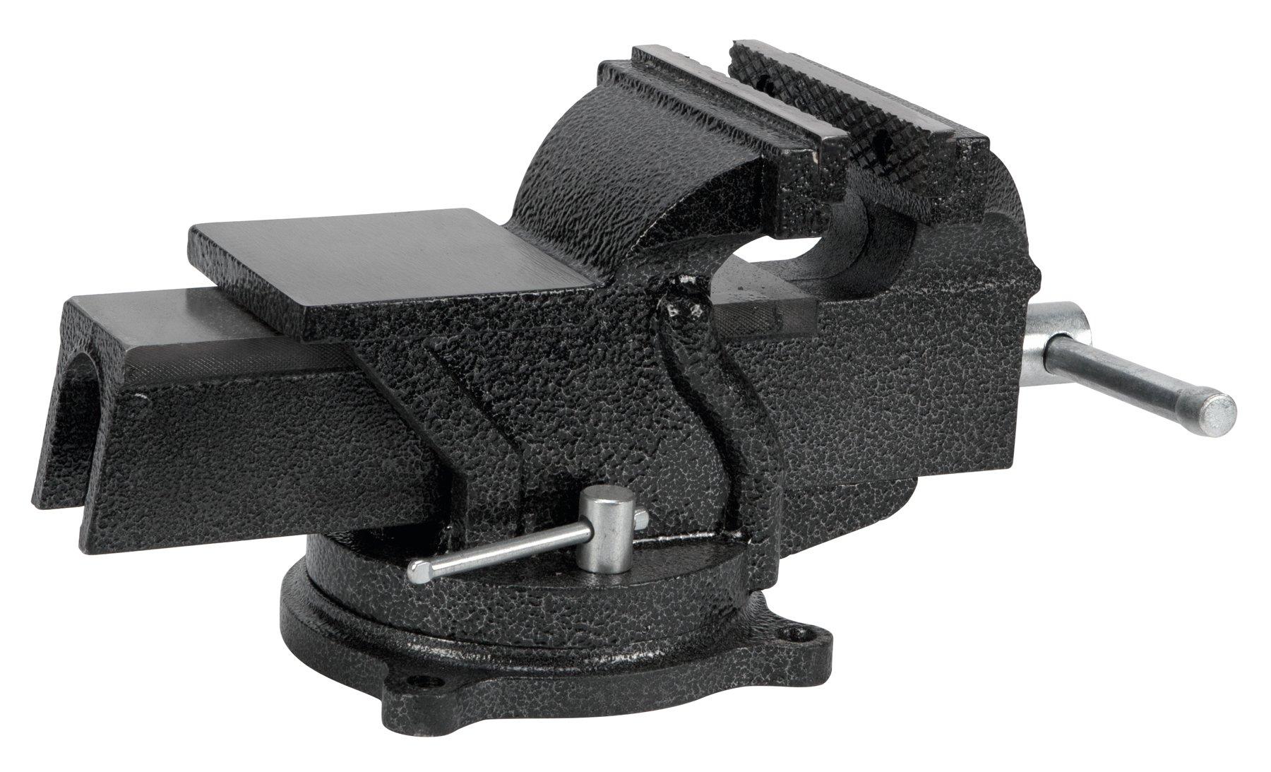 Performance Tool MV5 Hammer Tough 5-Inch Machinist Vise