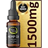 Pure Hemp Drops 15% 1500mg 10ml | Natural Ingredients | Anti-inflammatory | suitable for Vegans & Vegetarians