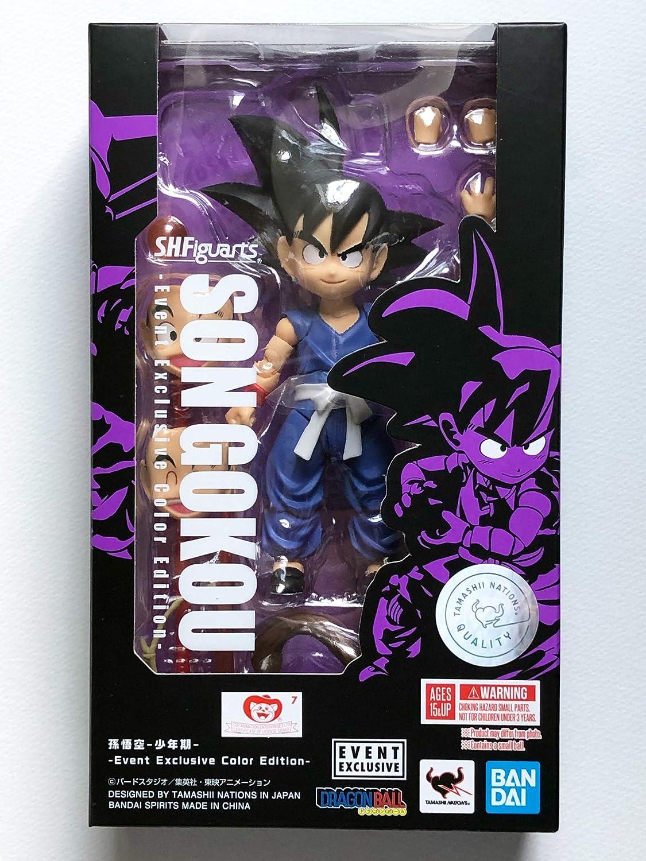Kid Goku SH Figuarts Dragon Ball