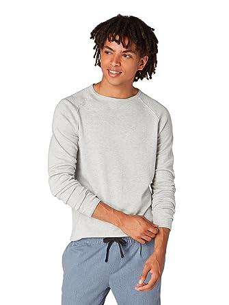 Raglan Strickjacken Pullover Denim Ärmeln Tom Mit Tailor amp; w7IWqxEEYg