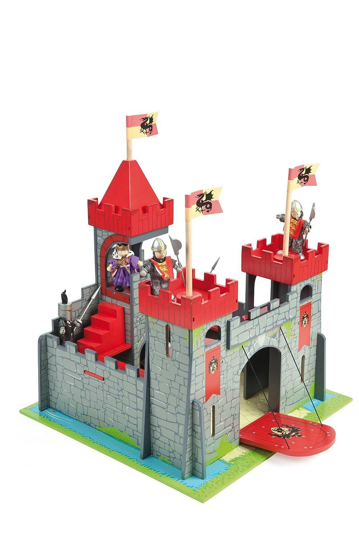 Le Toy Van Ritterburg - Le Toy Van Dragonclaw Castle