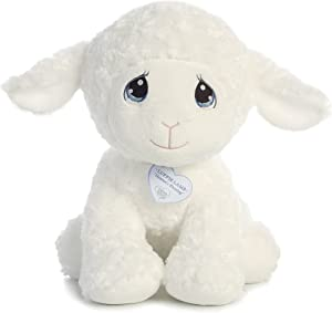 "Aurora - Precious Moments - 15"" Luffie Lamb - Large"