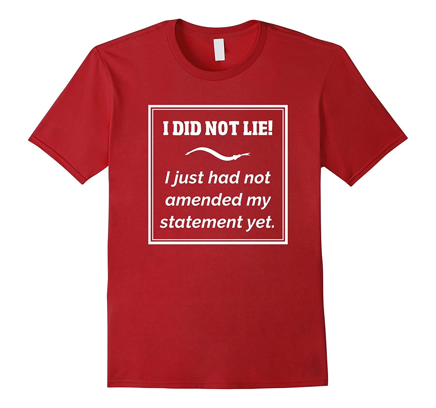 T-Shirt Calling Out Politicians Who Spin Tales-PL