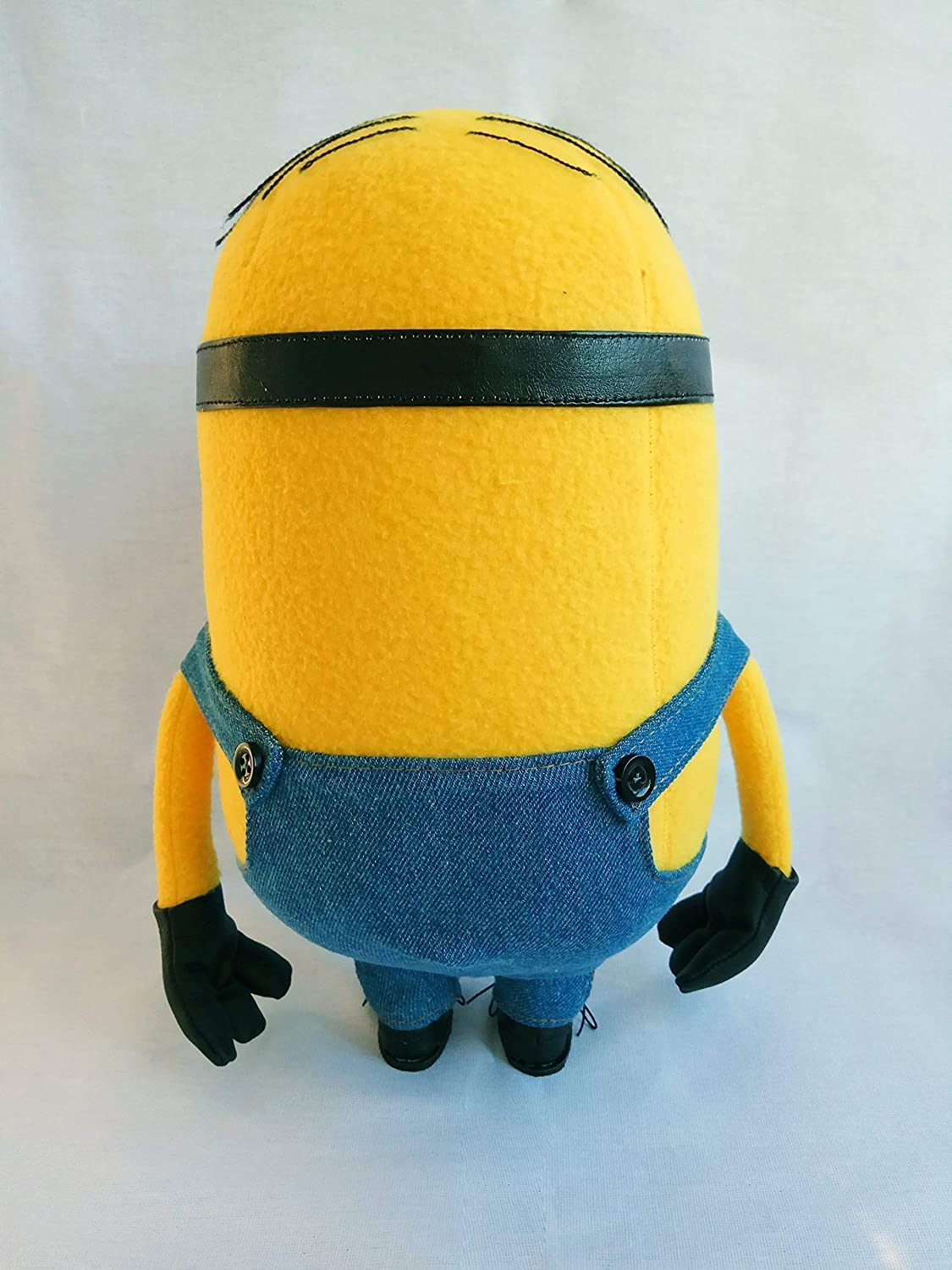 Despicable me 3 stuffed toy Dave The Minion handmade toy Minion fan best gift Dave handmade plush minion 10.5 inch