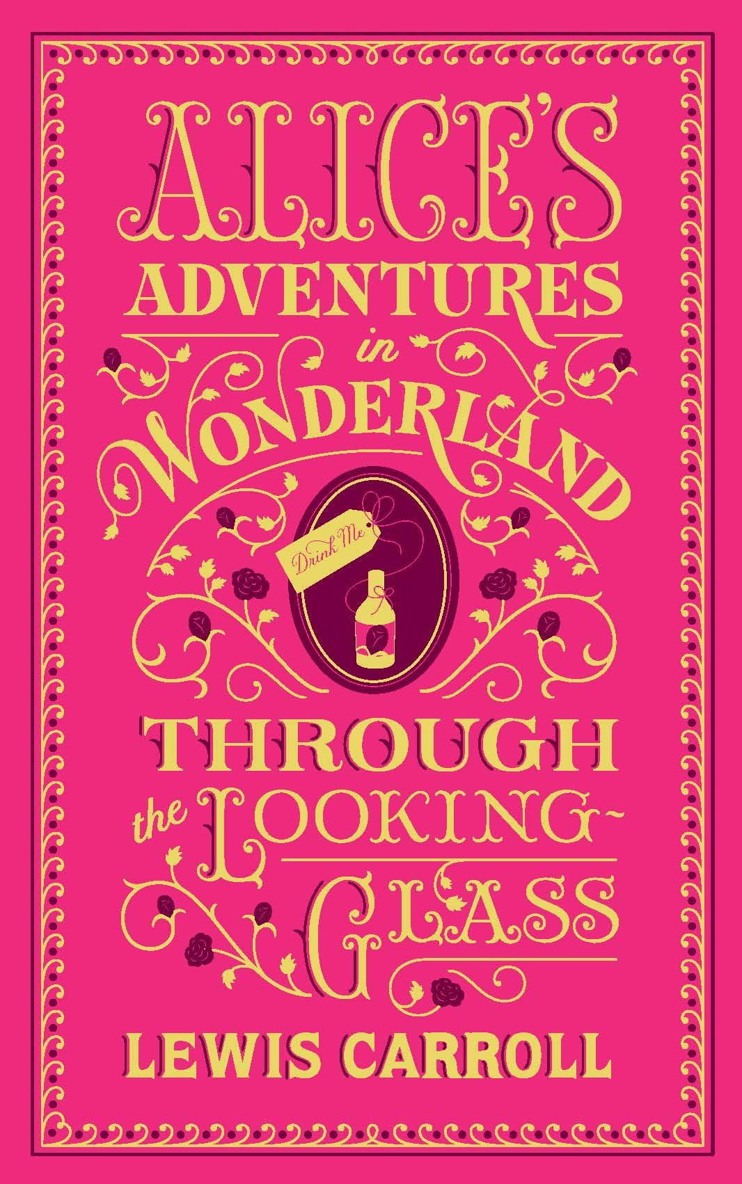 Alice's Adventures in Wonderland and Through the Looking-Glass pdf epub