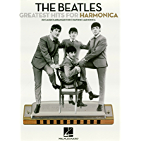 The Beatles Greatest Hits for Harmonica (English Edition)