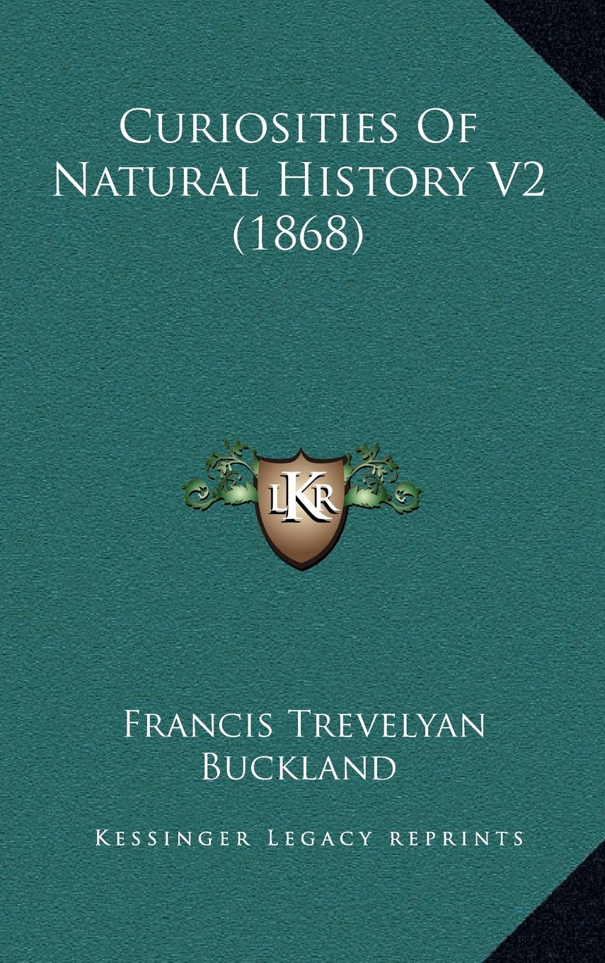 Download Curiosities Of Natural History V2 (1868) PDF