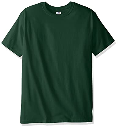 Russell Athletic Men's Basic Cotton T-Shirt at Amazon Men's ...