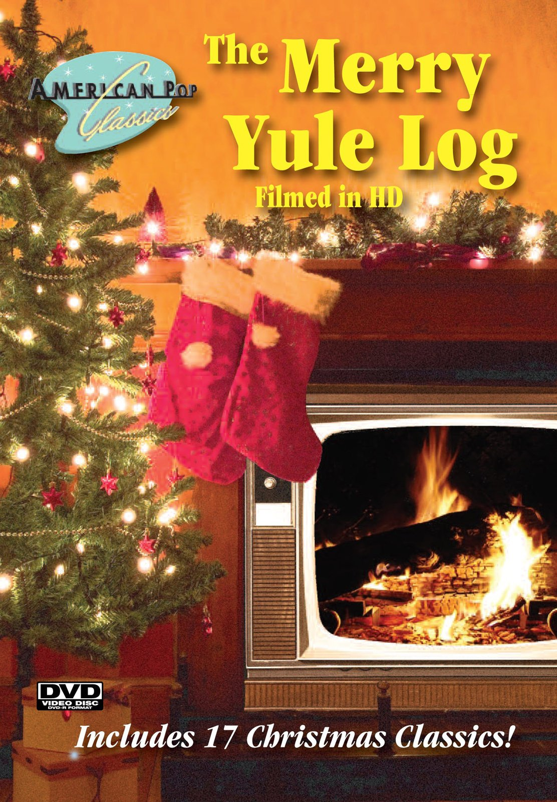 Amazon.com: The Merry Yule Log: Unavailable