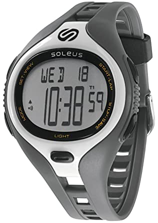 "Soleus Unisex SR018-072 ""Dash"" Digital Display Watch"