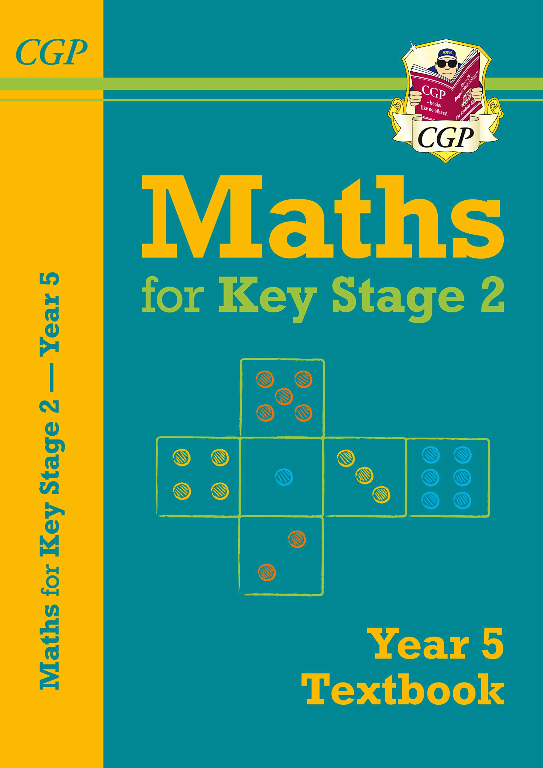 New KS2 Maths Textbook - Year 5 (CGP KS2 Maths): Amazon.co.uk: CGP ...