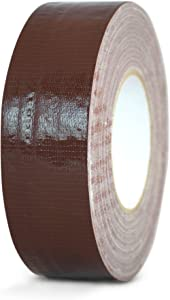 MAT Duct Tape Burgundy Industrial Grade, 2 inch x 60 yds. Waterproof, UV Resistant for Crafts, Home Improvement, Repairs, Projects
