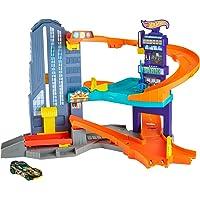 Hot Wheels Speedtropolis Track Set