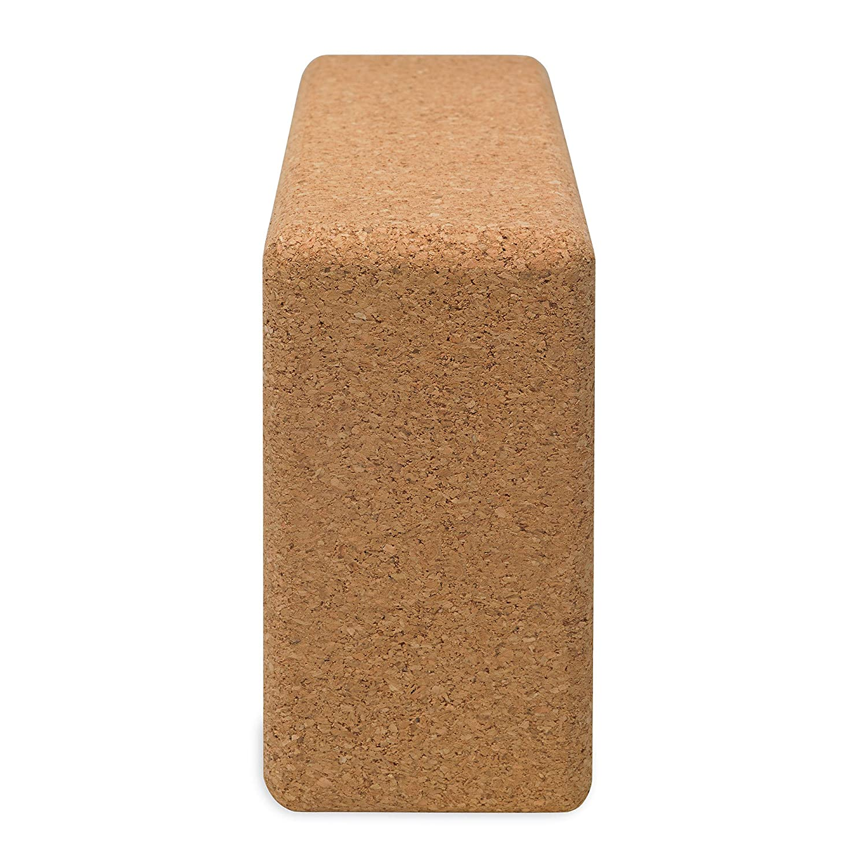 Gaiam Cork Yoga Brick 05-52292 Misc Product