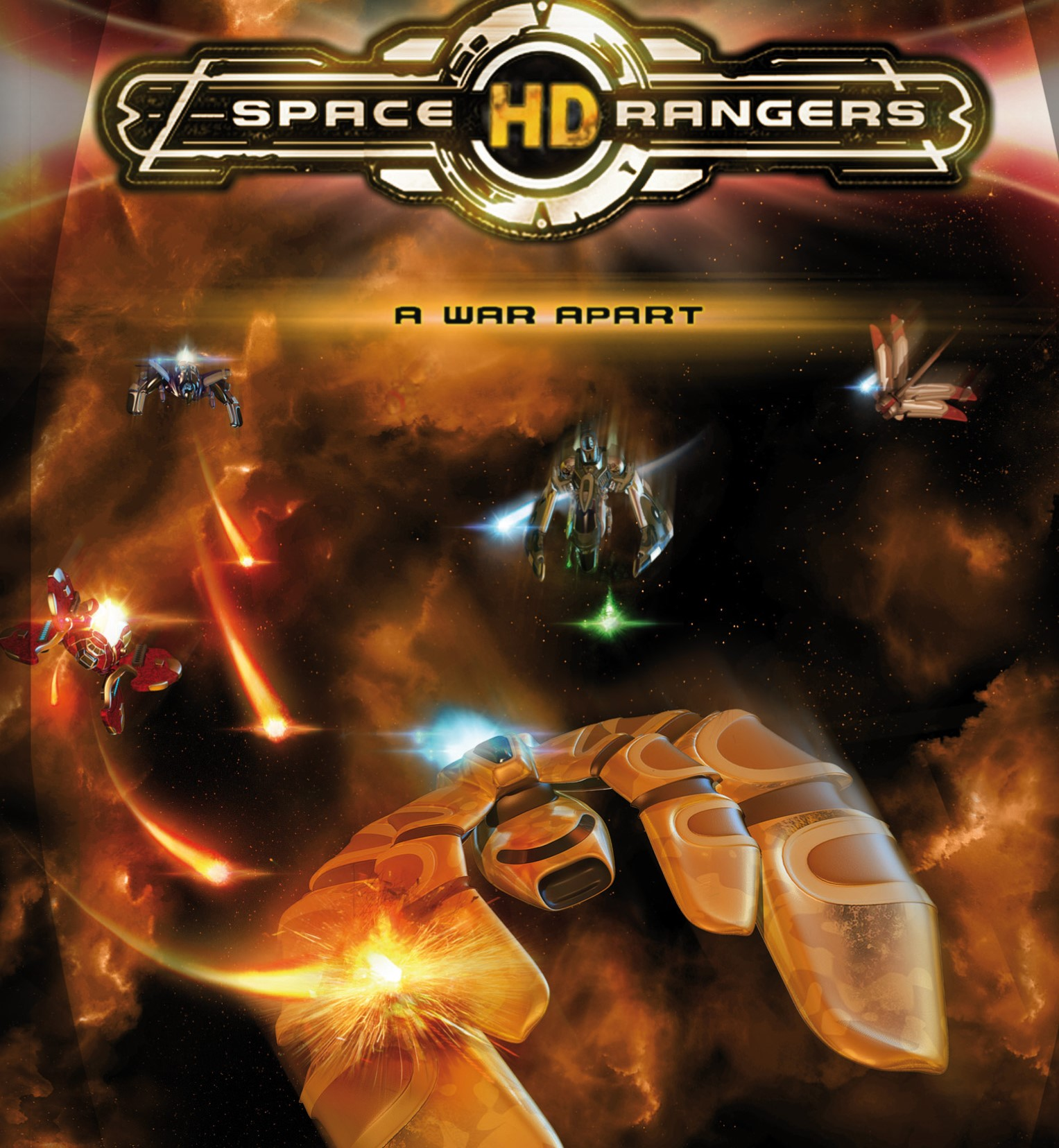 Space Rangers HD: A War Apart [Online Game Code]