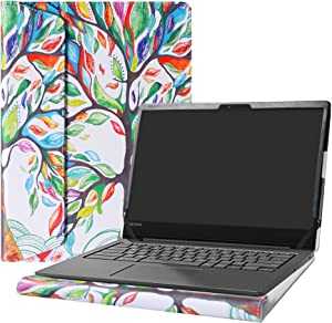 "Alapmk Protective Case Cover For 14"" Lenovo Chromebook S330 / Lenovo ideapad S340 14 S340-14IWL S340-14API S340-14IIL Series Laptop[Note:Not fit Lenovo Chromebook C330 C340],Love Tree"