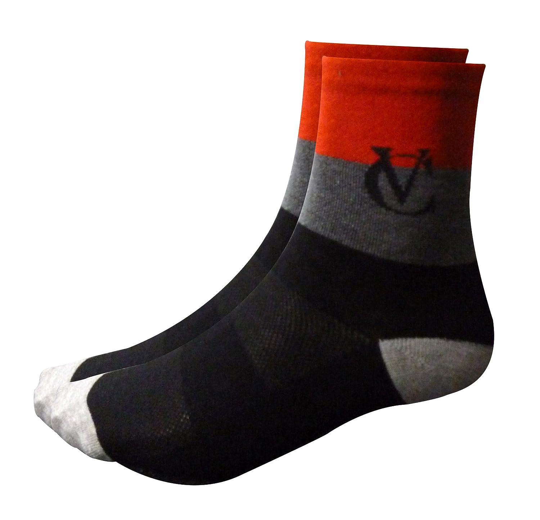 VeloChampion VC Deep Stripe Sock - Pack of 3 Pairs Maxgear Limited