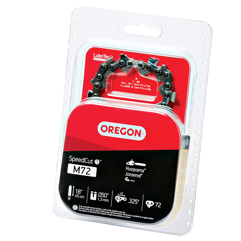 Amazon.com: Oregon M72 speedcut Cadena de sierra de ...