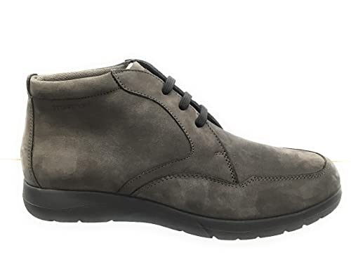Sneaker Nabuk O Autunno Marrone Alta 210114 Uomo Blu In Stonefly aqXwEn