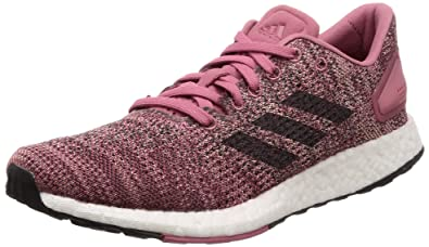 official photos 13817 2215a Image Unavailable. Image not available for. Color adidas Pure BOOST DPR  Womens Running Shoes ...