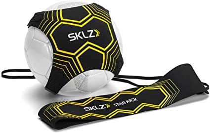 SKLZ Star Kick Football Skills Solo Training Aid Practice Waistband Returner