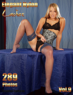 Sweeties In Nylons Vol.07 Gill: Zarte Damen in Nylons & Pantyhose Foto-eBook (German Edition)