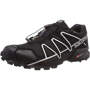 d9394a93b98f Salomon Men s Speedcross 4 Trail Running Shoes