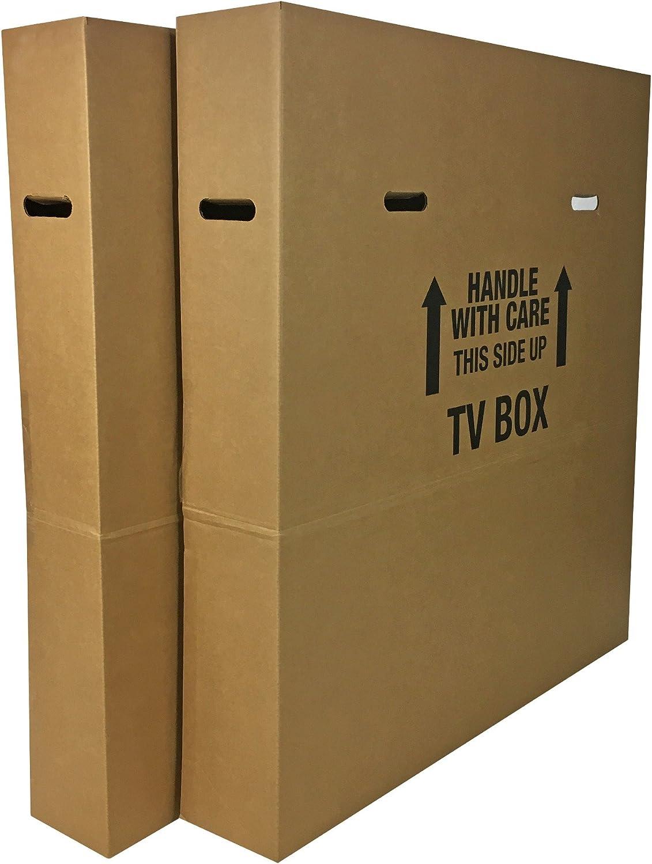 Uboxes TV caja de movimiento se adapta a a 70