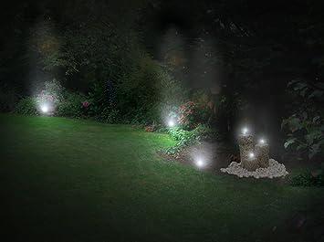 Fabulous LED Gartenlicht - Set Gartendekoration, Gartenbeleuchtung, Deko BJ08