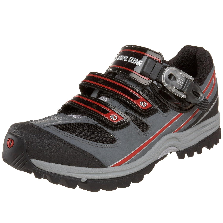 PEARL iZUMi MTB Schuhe X-Alp Enduro II schwarz shadow Grau (Größe  40)