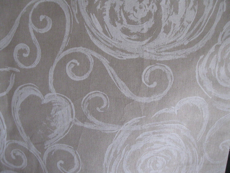 Tende Country Natalizie : Stoffa tessuto tovaglia cuscino tende altezza cm country