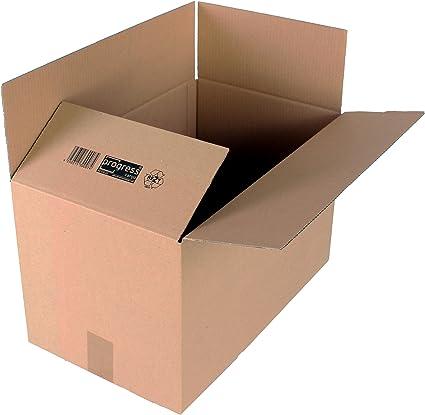 progressCARGO - PC K10.07 - Caja de embalaje, cartón ondulado, 1 ...