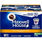 Maxwell House House Blend Coffee Pods, 60 Pods