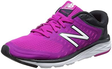 13f2590f New Balance Women's 490V5 Running-Shoes,Poisonberry/Outspace,6.5 ...