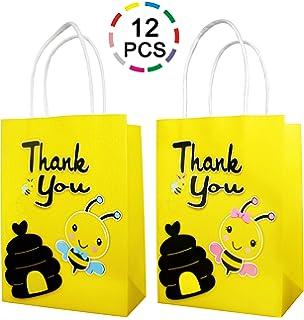 Amazon.com: Uniceworld 24 bolsas de abejas, bolsas de regalo ...