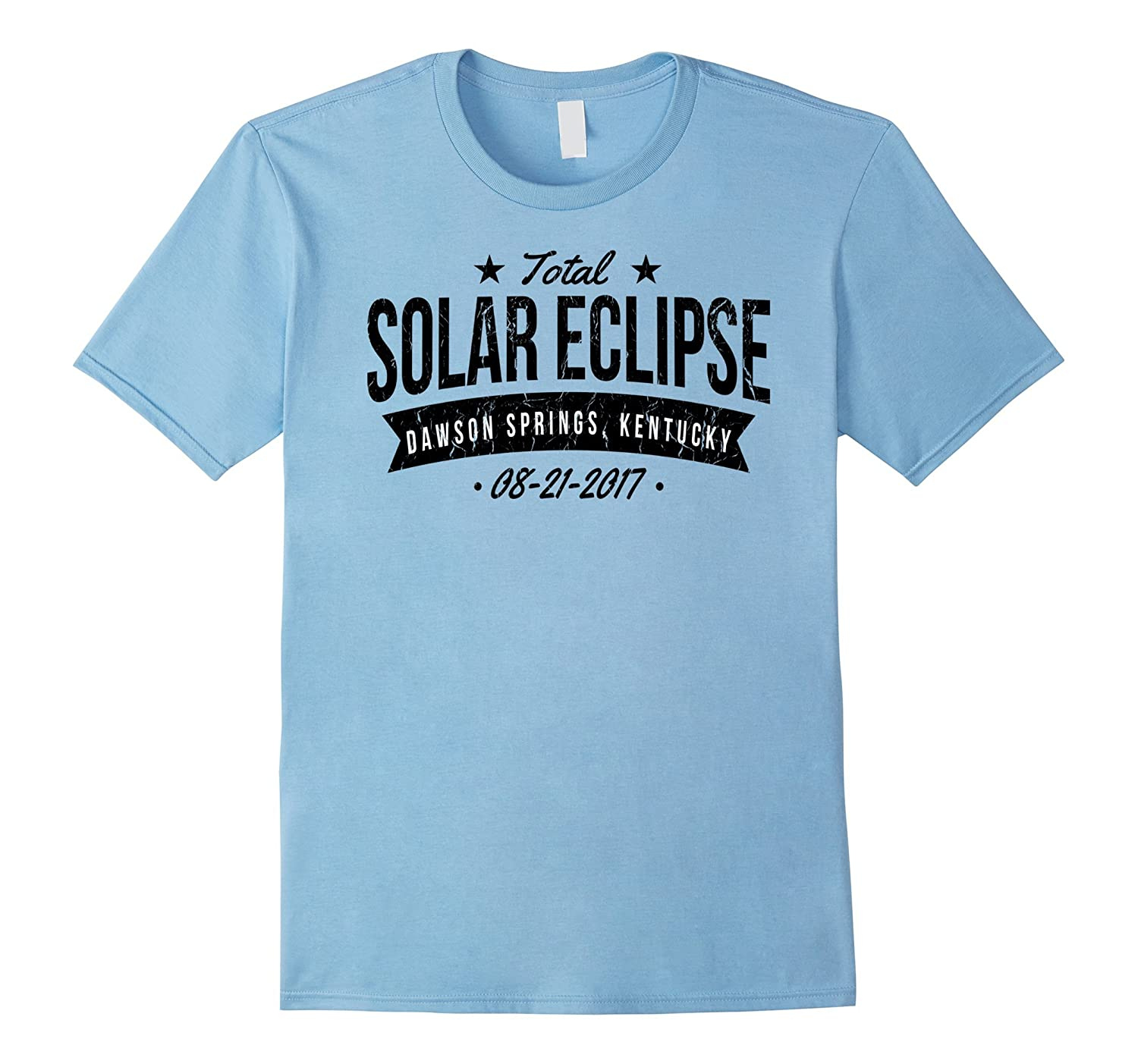 Solar Eclipse Dawson Springs KY August 2017 Gift T-Shirt