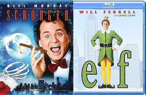Amazon Com A Christmas Bah Humbug Elf Double Feature Movie