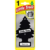 Little Trees Car Air Fresheners, Black Ice