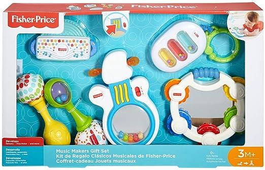 Amazon.com: Fisher-Price Music Makers Set de regalo: Baby