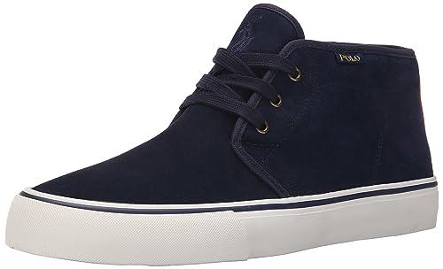 Polo Ralph Lauren Maykn Zapatilla de Deporte de Moda: Amazon.es: Zapatos y complementos