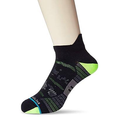 Stance Men's Night Light Tab Lw Socks Black M: Clothing