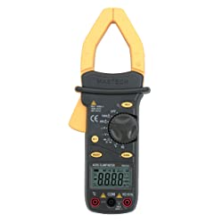 MASTECH MS2101 4000 Count Mini Digital Clamp Meter AC/DC Voltage Current Resistance Tester Detector