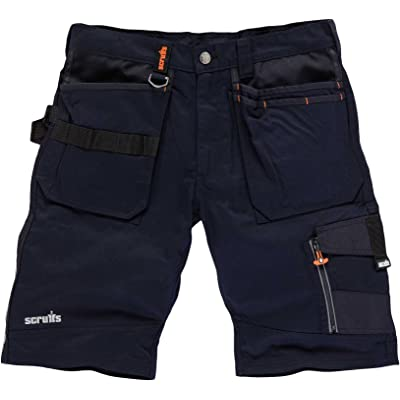 Scruffs Trade Short, Pantalones para Hombre