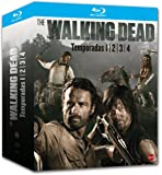 Pack The Walking Dead - Temporadas 1-4 [Blu-ray]